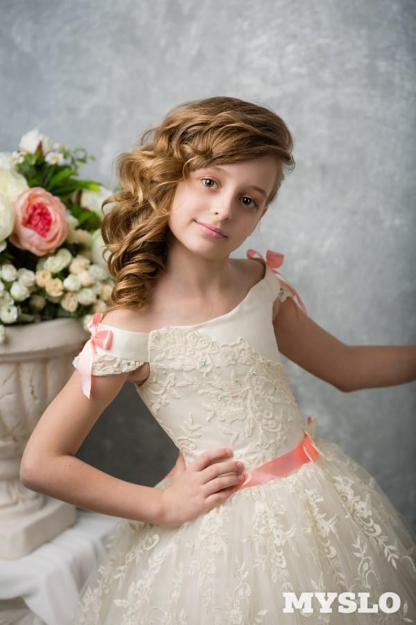 Настя Чадаева, 7 лет