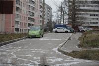 Первый снег в Туле, 27 ноября 2013, Фото: 5