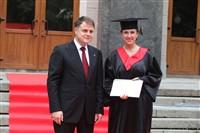 Владимир Груздев поздравил выпускников магистратуры ТулГУ, Фото: 47
