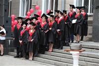 Владимир Груздев поздравил выпускников магистратуры ТулГУ, Фото: 58