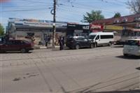 ДТП с участием маршрутки на ул. Оборонной, Фото: 3