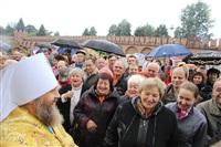 Торжественное освящение колоколов Успенского собора, Фото: 10
