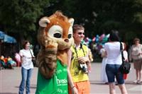 В Туле прошел флешмоб «Читающий парк», Фото: 33