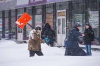 Снегопад в Туле. 19 января 2016 года, Фото: 27