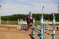 В Туле прошли соревнования по конкуру, Фото: 6
