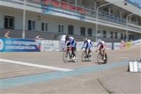 Открытое первенство Тулы по велоспорту на треке. 8 мая 2014, Фото: 17