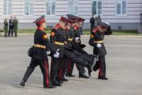 Путин в Суворовском училище, Фото: 14