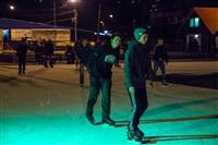 Открытие Зареченского катка, Фото: 4