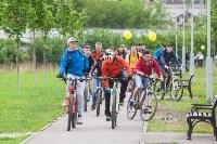 В Туле прошел большой велопарад, Фото: 119