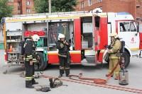 Тульские пожарные обучили таможню  бороться с огнём, Фото: 8