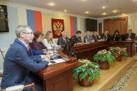 Алексей Дюмин получил знак и удостоверение губернатора Тульской области, Фото: 7