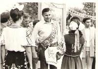 Лев Яшин. Пос. Хомяково. Лагерь пионерского актива. 1980 г., Фото: 3