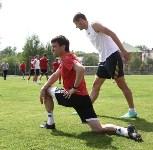 Тренировка «Арсенала» на стадионе «Желдормаш», Фото: 18