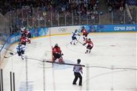 Женский хоккейный матч Канада-Финляндия. Зимняя Олимпиада в Сочи, Фото: 28