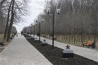 Ремонтные работы в ЦПКиО им. Белоусова, Фото: 44