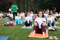 День йоги в парке 21 июня, Фото: 15