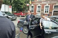 Бывший тульский  губернатор приехал в суд в сопровождении вооруженной охраны., Фото: 8