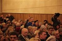 Встреча с губернатором. Узловая. 14 ноября 2013, Фото: 48