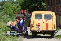 На Косой Горе ликвидируют незаконные врезки в газопровод, Фото: 5