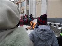 Масленичные гулянья в Плавске, Фото: 1