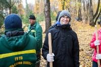 В Центральном парке Тулы появился сосновый бор «Слободы», Фото: 38