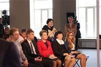 Разговор с губернатором Тульской области Владимиром Груздевым, Фото: 27