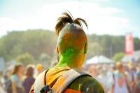 В Туле прошел фестиваль красок и летнего настроения, Фото: 148