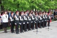 Последний звонок-2016 в Первомайской кадетской школе, Фото: 9