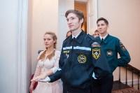 В колонном зале Дома дворянского собрания в Туле прошел областной кадетский бал, Фото: 3
