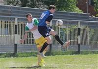 Тульские журналисты сыграли в футбол с зэками, Фото: 45