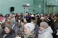 Визит Владимира Груздева в ПХ «Лазаревское». 13 февраля 2014, Фото: 2