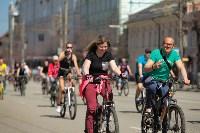 В семейном велопараде приняли участие сотни туляков , Фото: 52