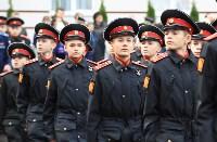 Воспитанникам суворовского училища вручили удосоверения, Фото: 36