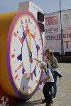 Новогодние часы в Туле, Фото: 2