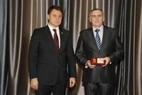 Награждение медалью  «Трудовая доблесть» III степени Юрия Бузанова, Фото: 81