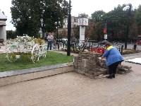 Завершается ремонт фонтана у драмтеатра, Фото: 5