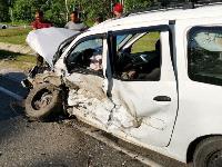 В серьезном ДТП под Тулой пострадали шесть человек, Фото: 16