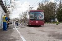 Конкурс водителей троллейбусов, Фото: 116
