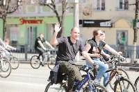 В семейном велопараде приняли участие сотни туляков , Фото: 62