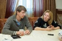 Алексей Ягудин и Татьяна Тотьмянина в Туле, Фото: 22