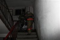 В Туле пожарные спасли двух человек, Фото: 5