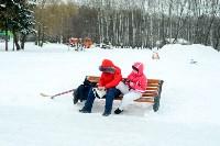 Зимний парк, Фото: 23