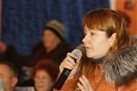 Владимир Груздев в Белевском районе. 17 декабря 2013, Фото: 59