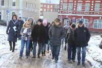 Евгений Авилов провел обход улиц Союзная и Благовещенская, Фото: 31