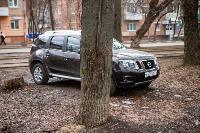 Рейд по парковкам на газонах, Фото: 13
