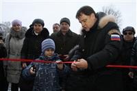 Владимир Груздев в Белевском районе. 17 декабря 2013, Фото: 14