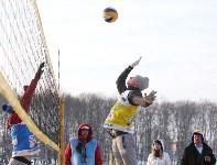 III ежегодный турнир по пляжному волейболу на снегу., Фото: 76