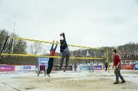 Турнир Tula Open по пляжному волейболу на снегу, Фото: 11