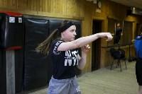 Женский бокс: тренировка , Фото: 4
