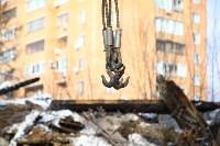 Снос дома на пересечении ул. Гоголевской и Свободы. 5.02.2015, Фото: 13